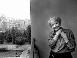 Wislawa Szymborska, a poeta do acaso