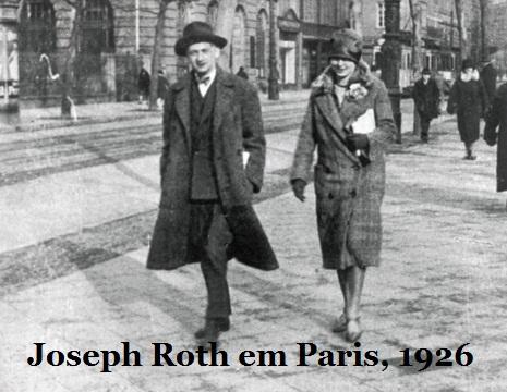 Um túnel no fim da luz: Lendo Joseph Roth