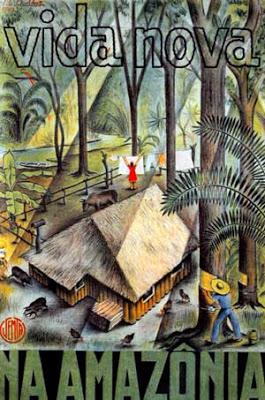 Repórter da Amazônia: Memória revisitada - cartazes para recrutamamento dos  soldados da borracha revelam uma parte importante da história