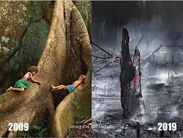 x#10yearschallenge-amazonia-fotos-araquem-alcantara-conexaoplaneta -  Conexão Planeta