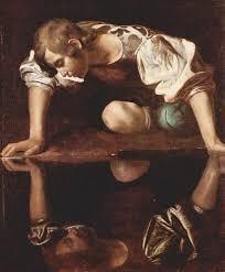 Narciso, Caravaggio   Historia das Artes