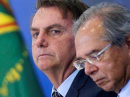 2020, o ano que não acabou, pelo menos para Bolsonaro e Guedes - 03/01/2021  - UOL Economia