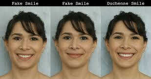 Sorriso Falso e Sorriso Verdadeiro (Duchenne Smile) |