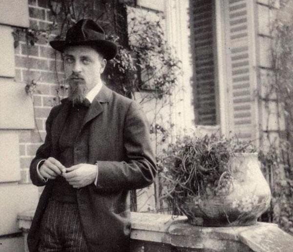 Rainer Maria Rilke: conter suavemente a morte